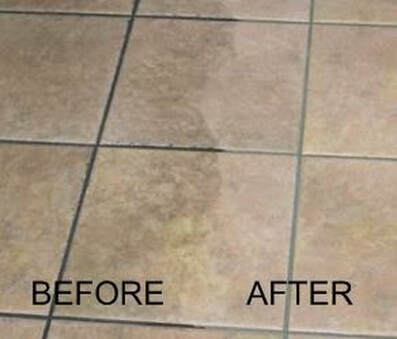 Ceramic Tile Cleaning Carpet